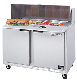 Beverage-Air SPE48-12 Prep Table