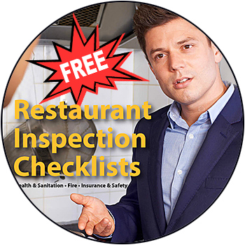 restaurant inspection survival kit